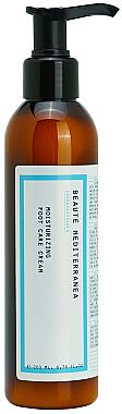 Crème hydratante pour les pieds - Beaute Mediterranea Mousturizing Foot Care Cream — Photo N1