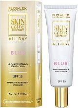 Parfums et Produits cosmétiques Crème de jour aux huiles d'argan et coco, SPF15 - Floslek Skin Care Expert All-Day Base Smoothing Cream