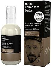 Parfums et Produits cosmétiques Baume-gel à barbe - Tolpa Dermo Men Barber