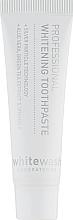 Parfums et Produits cosmétiques Dentifrice blanchissant aux particules d'argent - WhiteWash Laboratories Professional Whitening Toothpaste With Silver Particles