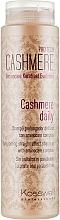 Parfums et Produits cosmétiques Shampooing à la kératine - Kosswell Professional Cashmere Daily