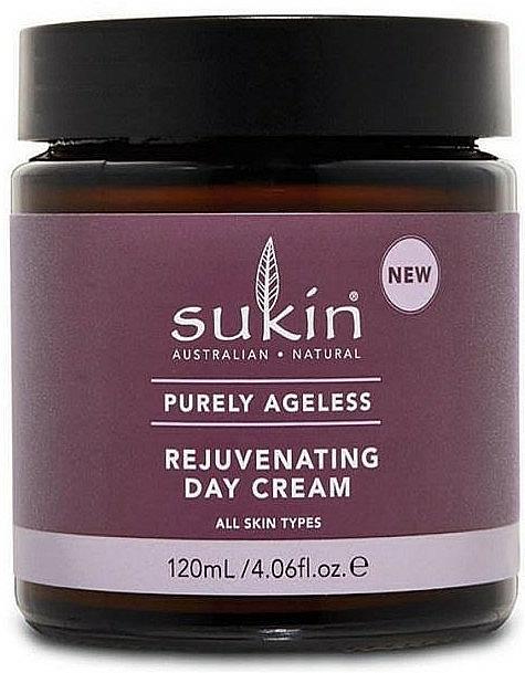 Crème de jour à l'huile d'argan - Sukin Purely Ageless Rejuvenating Day Cream — Photo N1