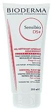 Parfums et Produits cosmétiques Gel nettoyant apaisant anti-rougeurs et squames pour visage et corps - Bioderma Sensibio DS+ Soothing Purifying Cleansing Gel