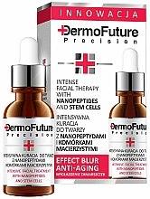 Parfums et Produits cosmétiques Sérum intense aux cellules souches et nanopeptides pour visage - DermoFuture Intensive Face Treatment