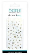 Parfums et Produits cosmétiques Autocollants pour ongles, 3711 - Neess Diamondneess