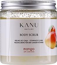 Parfums et Produits cosmétiques Gommage pour corps Mangue - Kanu Nature Mango Body Scrub