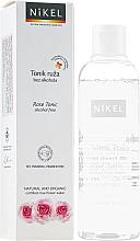 Parfums et Produits cosmétiques Tonique à la rose pour visage - Nikel Rose Tonic
