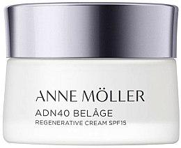 Parfums et Produits cosmétiques Crème de jour régénératrice pour visage et cou - Anne Moller ADN40 Belage Regenerative Cream SPF15