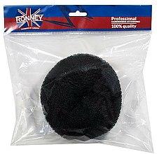 Parfums et Produits cosmétiques Donut à cheveux, 15x6.5 cm, noir - Ronney Professional Hair Bun 052