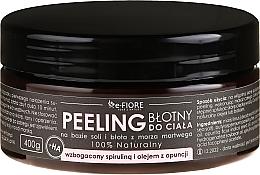 Parfums et Produits cosmétiques Gommage à la base de sels et minéraux de la mer Morte pour corps - E-Fiore Body Peeling