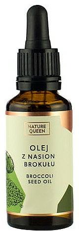 Huile de graines de brocoli - Nature Queen Broccoli Seed Oil