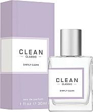 Parfums et Produits cosmétiques Clean Simply Clean - Eau de Parfum