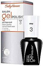 Parfums et Produits cosmétiques Top coat pour vernis semi-permanent - Sally Hansen Salon Gel Polish Gel Top Coat