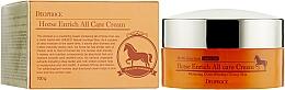 Parfums et Produits cosmétiques Crème à la graisse de cheval pour visage - Deoproce Horse Enrich All Care Cream