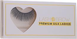 Parfums et Produits cosmétiques Faux-cils - Lash Brow Premium Silk Fluffy Lashes
