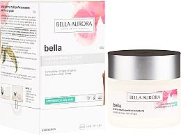 Parfums et Produits cosmétiques Crème de jour à l'extrait de pivoine de Chine, SPF 20 - Bella Aurora Multi-Perfection Day Cream Combination/Oily Skin