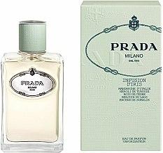 Parfums et Produits cosmétiques Prada Infusion dIris / Prada Milano - Eau de Parfum