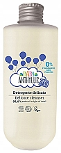 Parfums et Produits cosmétiques Gel moussant aux extraits d'aloès bio et huile d'amande douce bio - Anthyllis Zero Baby Delicate Cleanser