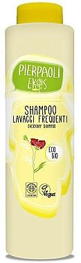 Shampooing usage quotidien à l'extrait d'avoine bio - Ekos Personal Care Shampoo For Frequent Washing — Photo N2