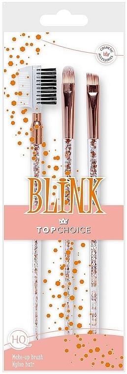 Kit pinceaux de maquillage, 38020 - Top Choice Blink — Photo N1