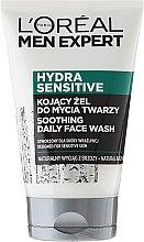 Parfums et Produits cosmétiques Gel nettoyant et apaisant visage pour homme - Loreal Paris Men Expert Hydra Sensitive Face Wash