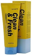 Parfums et Produits cosmétiques Mousse nettoyante à la vitamine C pour visage - Eunyul Clean & Fresh Pure Brightening Foam Cleanser
