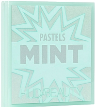 Parfums et Produits cosmétiques Palette professionnelle de fards à paupières - Huda Beauty Pastel Obsessions
