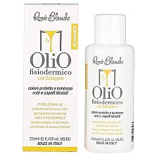 Parfums et Produits cosmétiques Huile au collagène pour cheveux et cuir chevelu - Renee Blanche Olio Fisiodermico Collagen Cleansing Oil