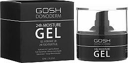 Parfums et Produits cosmétiques Gel hydratant anti-âge pour visage - Gosh Donoderm 24h Moisture Gel Prestige