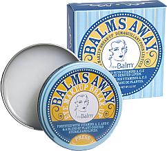 Parfums et Produits cosmétiques the Balm Balms Away Eye Makeup Break-Up - Démaquillant vitaminé pour les yeux