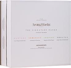Parfums et Produits cosmétiques AromaWorks AromaBomb Quad - Set (bombes de bain/4x250g)