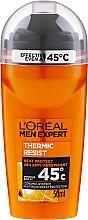 Parfums et Produits cosmétiques Déodorant roll-on - L'Oreal Paris Men Expert Thermic Resist Clean Cool Deo Roll-On