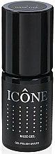 Parfums et Produits cosmétiques Top coat pour vernis semi-permanent - Icone Base Gel Gel Polish UV/LED