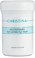 Parfums et Produits cosmétiques Masque vitaminée pour contour des yeux - Christina Multivitamin Anti-Wrinkle Eye Mask