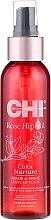 Parfums et Produits cosmétiques Lotion tonique à l'huile de rose musquée sans rinçage pour cheveux - CHI Rose Hip Oil Repair & Shine Leave-In Tonic