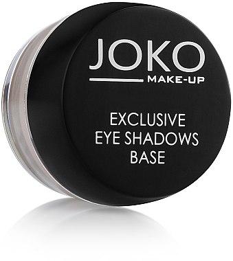 Base de fards à paupières - Joko Exclusive Eye Shadows Base