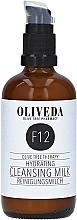 Parfums et Produits cosmétiques Lait nettoyant à l'huile d'olive pour visage - Oliveda F12 Cleansing Milk Hydrating