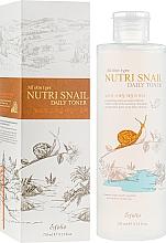 Parfums et Produits cosmétiques Lotion tonique au filtrat de bave d'escargot - Esfolio Nutri Snail Daily Toner