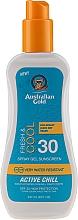 Parfums et Produits cosmétiques Spray solaire - Australian Gold Sunscreen Spf 30 X-Treme Sport Spray Gel Active