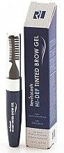 Gel teinté fixateur de sourcils avec applicateur brosse - Revitalash Hi-Def Tinted Brow Gel — Photo N1