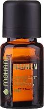 Parfums et Produits cosmétiques Huile essentielle de géranium - Mohani Geranium Organic Oil