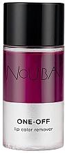 Parfums et Produits cosmétiques Démaquillant - Nouba One Off Lip Color Remover