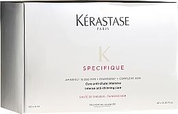 Parfums et Produits cosmétiques Ampoules anti-chute aux acides aminés - Kerastase Specifique Cure Aminexil
