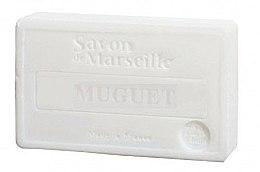 Parfums et Produits cosmétiques Savon de Marseille au muguet - Le Chatelard 1802 Muguet Soap