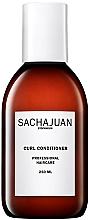 Parfums et Produits cosmétiques Après-shampooing aux protéines de lait - Sachajuan Stockholm Curl Conditioner