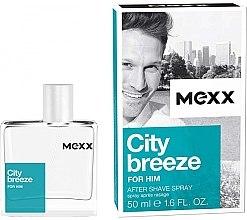 Parfums et Produits cosmétiques Mexx City Breeze For Him - Spray après-rasage
