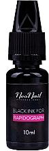 Parfums et Produits cosmétiques Encre noir pour rapidograph - NeoNail Professional Black Ink For Rapidograph