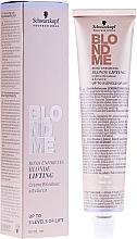 Parfums et Produits cosmétiques Crème éclaircissante pour cheveux blonds - Schwarzkopf Professional BlondMe Blonde Lifting