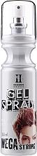 Parfums et Produits cosmétiques Gel coiffant en spray, tenue super forte - Hegron Gel Spray Megastrong