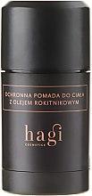Parfums et Produits cosmétiques Baume à l'huile d'argousier pour corps - Hagi